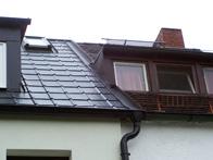 Dachbedeckungen