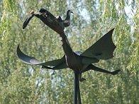 Fridolin fliegt!